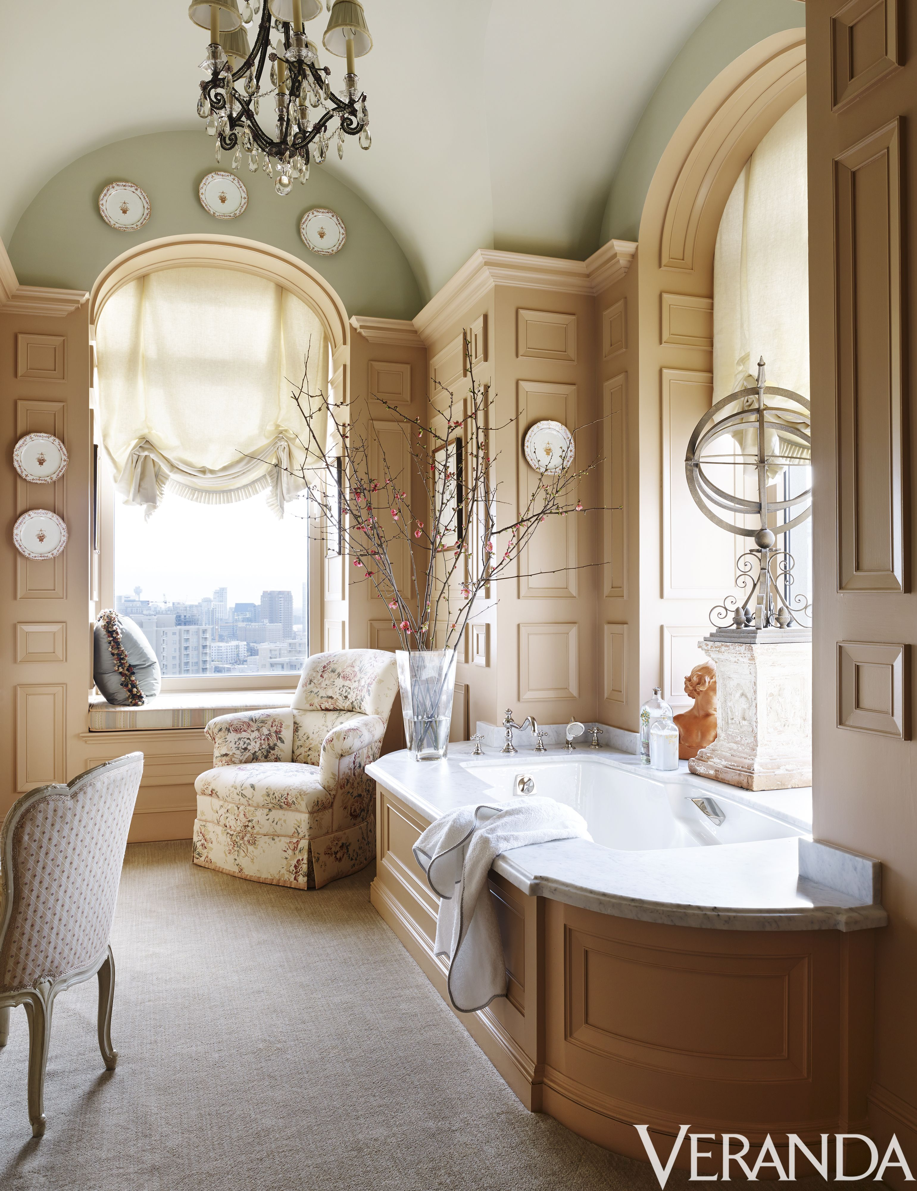 Old Hollywood Glamour Bathroom Decor 35+ Best Bathroom Design Ideas - Pictures of Beautiful Bathrooms