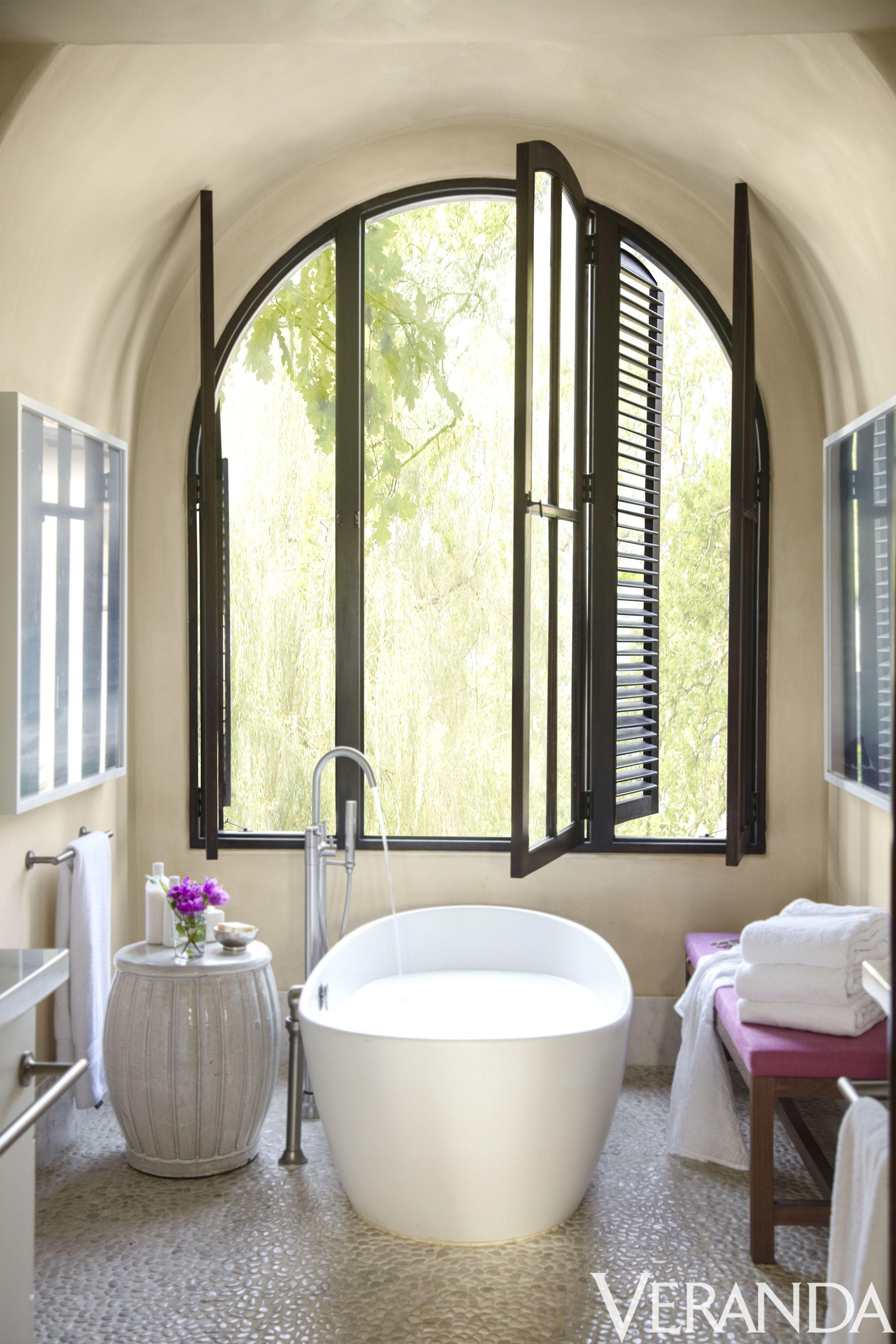 Floor Half Bathroom Tile Country Picturesque   www.picturesboss.com