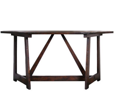 Brown, Product, Table, Line, Rectangle, Tan, Parallel, Beige, Outdoor table, Plywood,