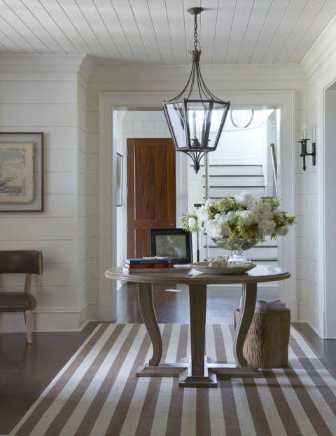 Wood, Room, Interior design, Floor, Flooring, Table, Furniture, Ceiling, Hardwood, Light fixture,