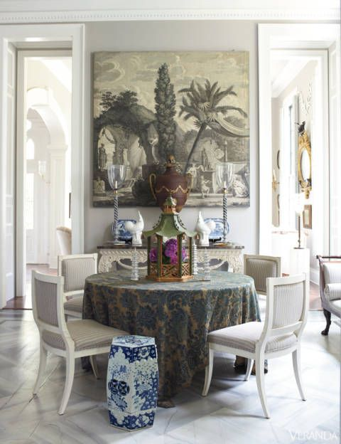 Southern Gothic Home Furlow Gatewood Design