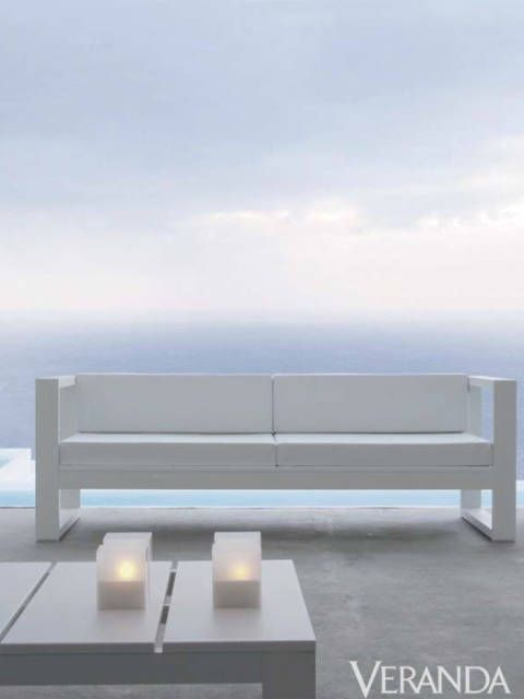 "<p><strong><a href=""http://www.gandiablasco.com/"">Gandia Blasco</a></strong></p> <p>On the other hand, the outdoor furniture line Gandia Blasco seem to always have an eye on the future. Their products are so clean and pure, not overly designed in any way. They're the perfect pieces to complement my future Mediterranean house and garden!</p>"