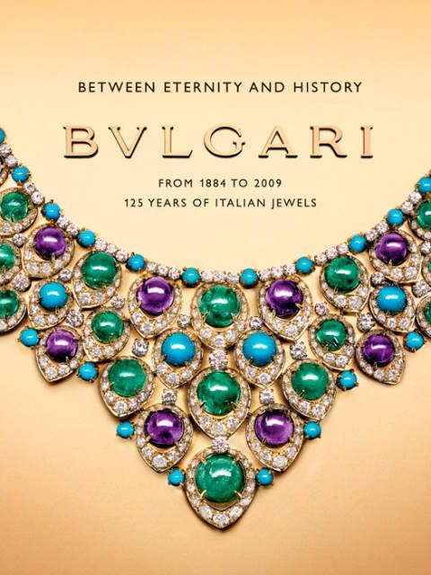 <p>Jewelry lovers enjoy a feast of riches in <i>Bulgari: Between Eternity and History</i>. From the cover's bib necklace through 375 gem-packed pages, the appetite is gloriously sated.</p> <p>(Skira, $80)</p>