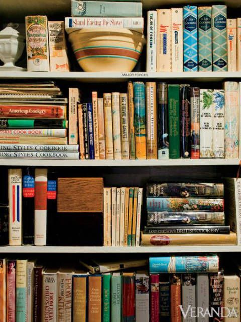 It's easy to lose yourself for hours in the vintage stock at Bonnie Slotnick Cookbooks. <i>163 W. 10th St., 212-989-8962.</i>