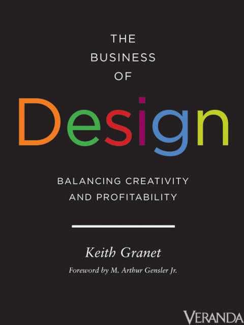 "You have only to look at <a href=""http://www.granet.net/?page=bio"">Keith Granet</a>'s client list in the back pages of <i>The Business of Design: Balancing Creativity and Profitability</i> to recognize that he has been a go-to guru for dozens of outstanding designers and architects—Barbara Barry, Richard Meier, and Celerie Kemble, to name just a few. Granet draws upon his considerable experience, road-tested for nearly three decades, to offer no-nonsense, cost-conscious guidance to both neophytes and seasoned professionals.   <BR><BR>He explains everything from starting your own firm to managing your projects, staff, finances, marketing, product development, branding, and licensing agreements. Granet's book isn't about designing a room, it's about designing a career—or giving an existing one a better bottom line.   <BR>(Princeton Architectural Press, $40)"