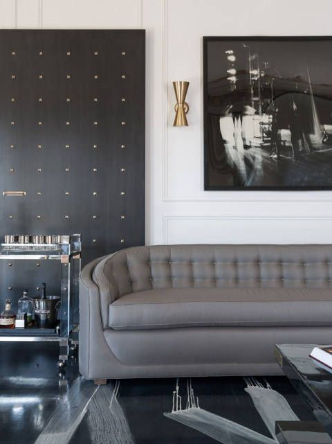 Luxurious Living Room Catherine Kwong Interior Design