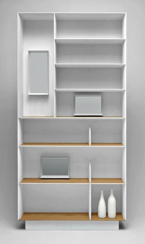 Shelving, Wall, White, Shelf, Tan, Grey, Beige, Parallel, Rectangle, Material property,