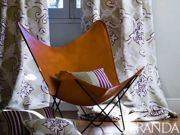 "<p><strong><a href=""http://www.gastonydaniela.com/"">Gastón y Daniela</a></strong></p> <p>I always think of this textile company for their exuberant prints. They're bold and dramatic and have an incredible sense of color. And though it's an old fabric house – it was founded in the 19th century – their newer patterns nod to the past but somehow feel modern, too. I love how fresh this turquoise ikat feels, and the scale of the black-and-white botanical is just to die for.</p>"