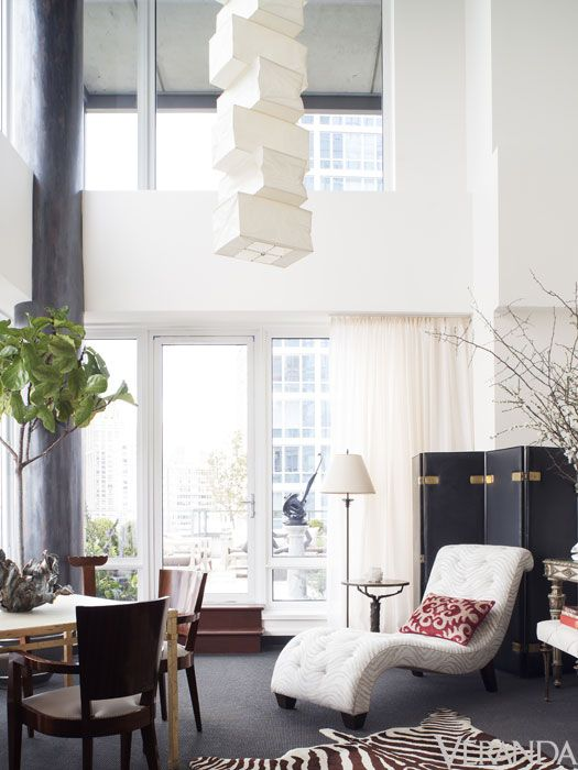 david kleinberg designs a warm and modern manhattan apartment manhattan designers Bunny Williams, David Kleinberg, and Brian McCarthy | Kips Bay Decorating  Ideas