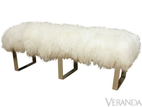 Beige, Fur, Natural material, Outdoor furniture,