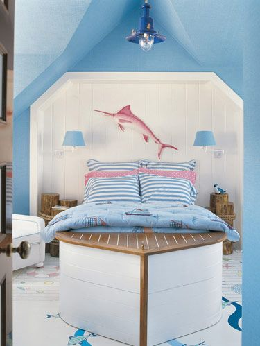 Cape Cod Summer House Nautical Design