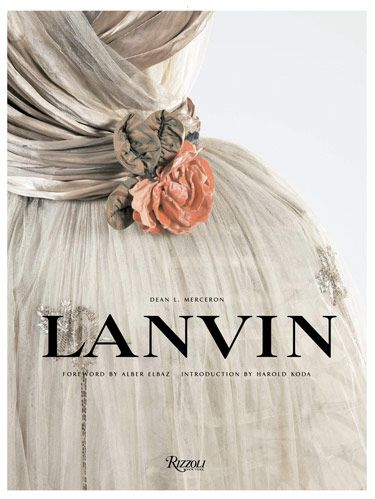<p>Dean L. Merceron, an expert on twentieth-century French fashion and its beading and embroidery techniques, has produced a carefully crafted and magnificently illustrated monograph on Jeanne Lanvin (1867-1946), a tow-ering presence in fashion history. Madame Lanvin's 56-year career as a couturiere, milliner, perfumer, interior designer and designer of menswear and furs stands as a testament to her taste, insight and, yes, talent. Merceron documents the evolution of the House of Lanvin, its survival as a couture house until 1993 and its 2002 resurrection under designer Alber Elbaz. The book contains several stunning images of Madame Lanvin's work as a decorator, including her own interiors. </p><p><b>By Dean L. Merceron</b></p><p><b>Foreword by Alber Elbaz</b></p><p><b><i>Rizzoli, $85</i></b></p>
