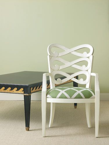 Loop Dining Chair with Côte d'Azure Table.