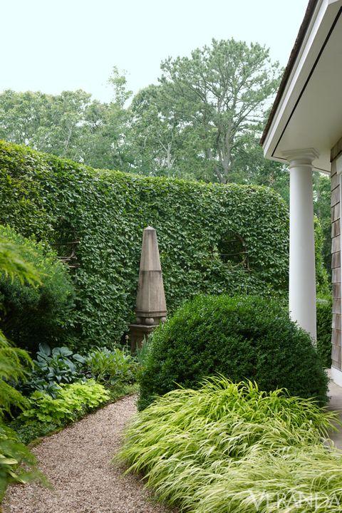 East Hampton Garden Pictures Charlotte Moss East Hampton Garden