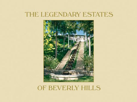 Jeffrey Hyland, president of the real estate firm Hilton & Hyland in Beverly Hills, knows Southern California's prime properties inside and out, as this book makes clear. The meticulously researched volume features forty-five great estates in swanky Beverly Hills, Bel-Air and Holmby Hills. With lavish color photography and archival images, the author leads readers on a glorious, gossipy tour through the houses and gardens of many of Los Angeles' original rich and famous. The chief grandee may well be Greystone Mansion, the site of the <i>Veranda</i> show house November 1-16. The 46,000-square-foot, Tudor-style home was built by E.L. Doheny Sr. for his son and completed in 1929.