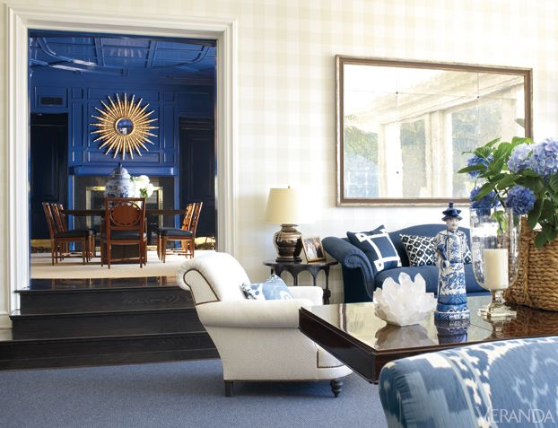 Best Blue Rooms Blue Decorating Ideas