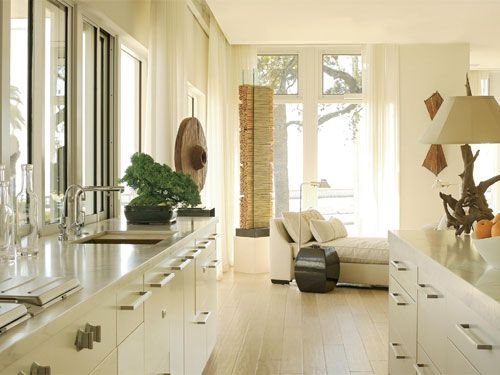 1960s Inspired Design Modern Florida Residence
