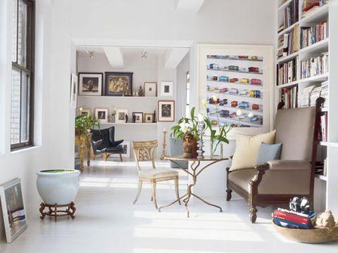 Designer Vicente Wolf S Manhattan Loft