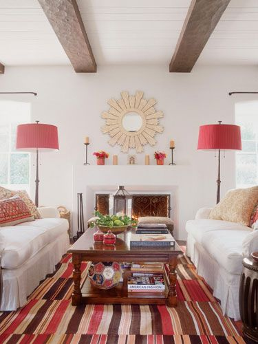 Kathryn Ireland Designs A Colorful California Home   Spanish Colonial  Revival Design Part 95