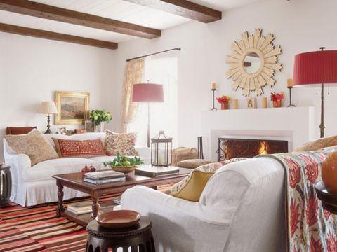 Kathryn Ireland Designs A Colorful California Home Spanish