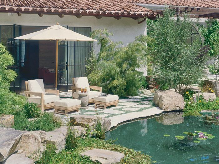 california modern home design - California Home Designs