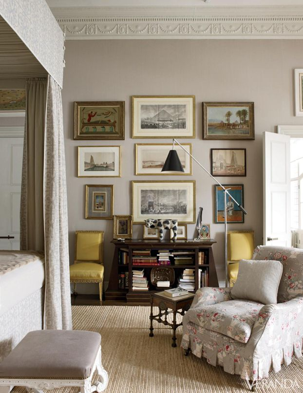 Veere Grenney Interiors 19th Century London Apartment Design