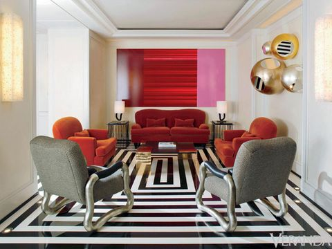 <p>Food by Jean-Georges Vongerichten, design by Jacques Grange: The Mark Hotel is just the downtown vibe we needed here.<i> 25 E. 77th St., 212-744-4900</i>.</p>