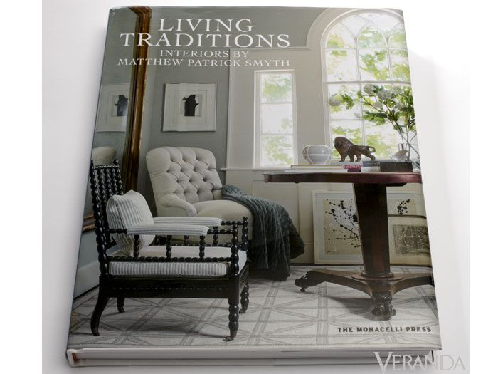 <p>New York designer Matthew Patrick Smyth, a protégé of David Easton, shows how he tames tricky spaces to imbue them with his worldly, impeccable sense of style.</p>  <p>(Monacelli Press, $50)</p>