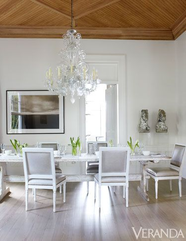 Bon Clean And Simple. This Dining Roomu0027s ...