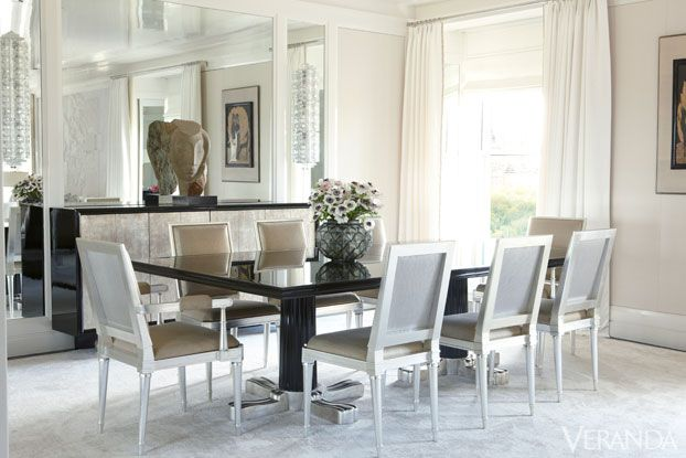 26 Best Dining Room Ideas - Designer Dining Rooms & Decor