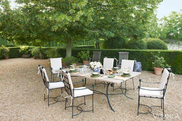 28 French Gardens   Best French Style Garden Designs