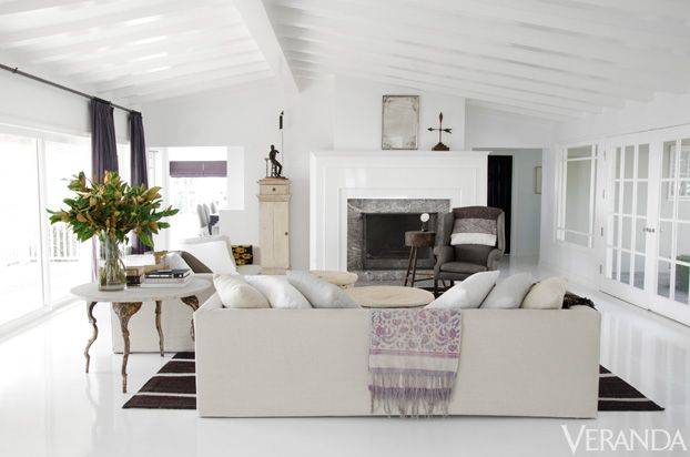 8 Rooms That Prove All You Need Is White   White Decor   How To Decorate  With White