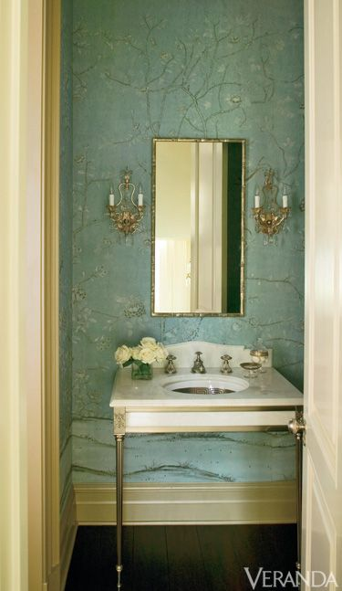 Room, Property, Interior design, Bathroom sink, Wall, Bathroom cabinet, Mirror, Fixture, Teal, Sink,