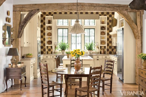 40 kitchen decorating ideas modern rustic kitchen decor ideas - Decorating Ideas Kitchen