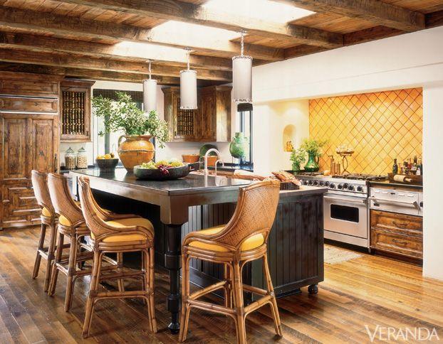 40+ Kitchen Decorating Ideas - Modern & Rustic Kitchen Decor Ideas