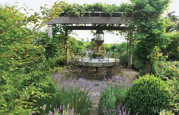 Bon Nantucket Seaside Garden   Susan Burke Design