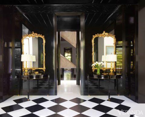 Interior design, Floor, Flooring, Tile, Tile flooring, Interior design, Light fixture, Hall, Arch, Lobby,