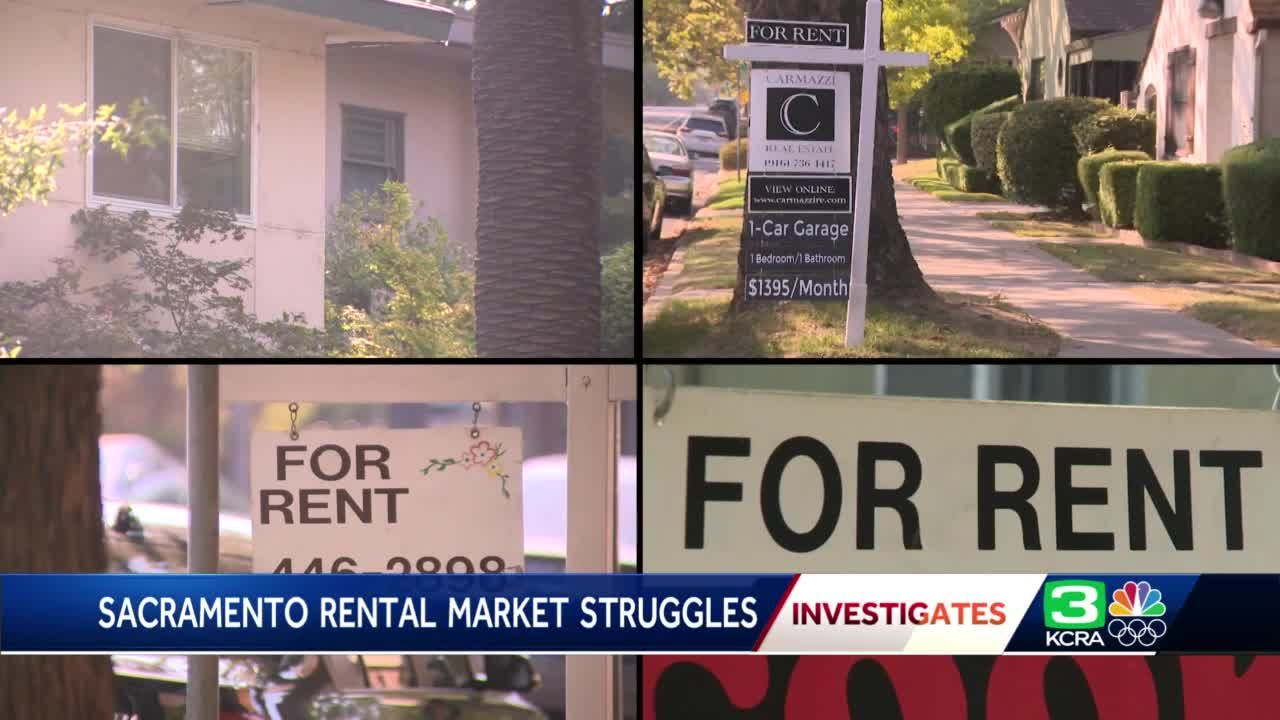 Sac rental homes increasingly being sold. Finding a replacement for same money nearly impossible