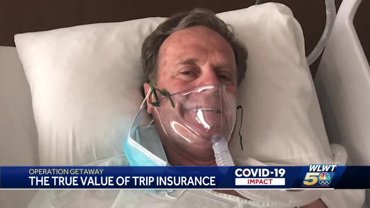 Local man learns true value of trip insurance