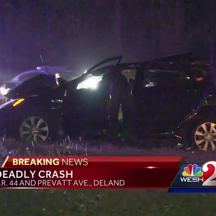 Fatal crash under investigation near DeLand
