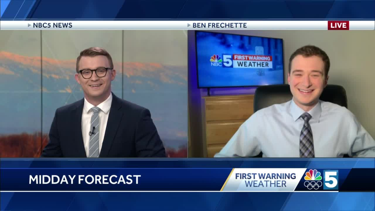 Video: Snow continues this afternoon (1-21-21)