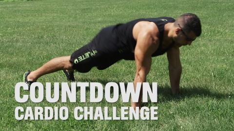 The Calorie-Killing Countdown Challenge