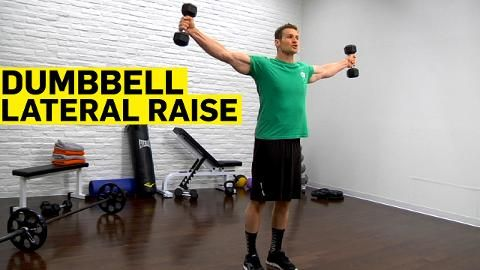 The Move That Chisels Perfect Shoulders