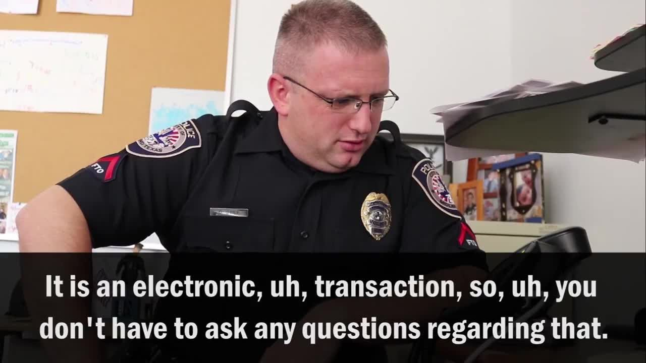 questions to ask a police officer about his job