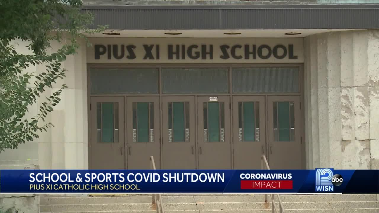 Coronavirus cases: Milwaukee high school switches to 100% virtual learning