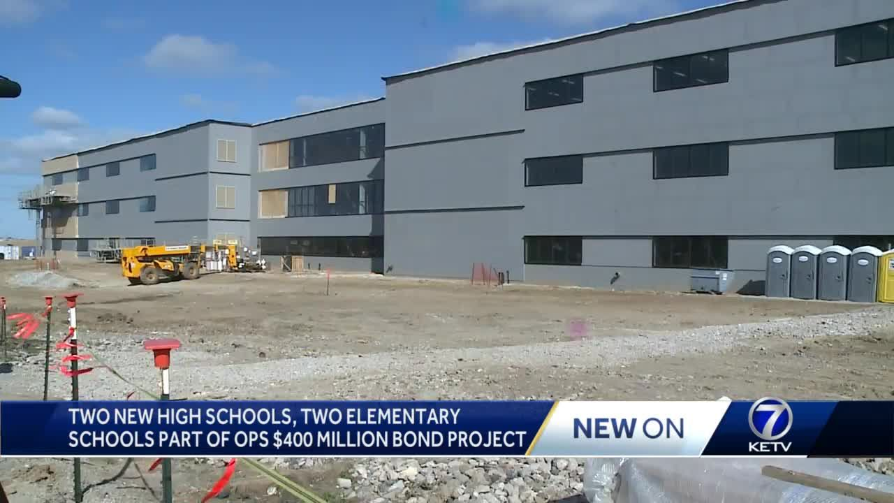 Two new high schools, two new elementary schools part of OPS bond project