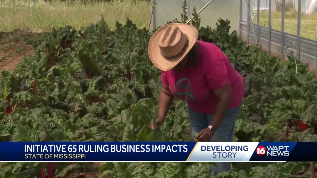 Farmers speak out about potential loses after initiative 65 tossed