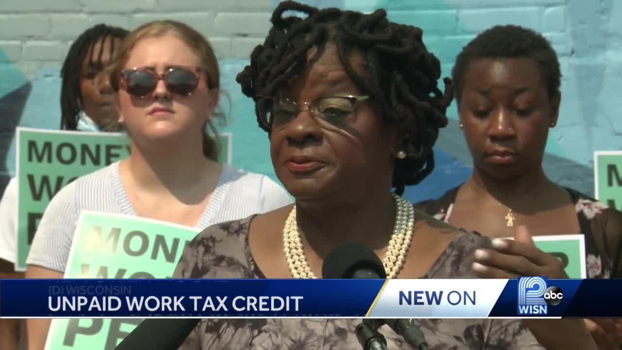 U.S. Rep. Gwen Moore reintroduces bill to make changes to income tax credits