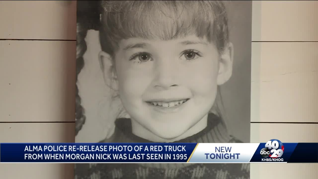 Alma police 150 new leads in Morgan Nick disappearance investigation