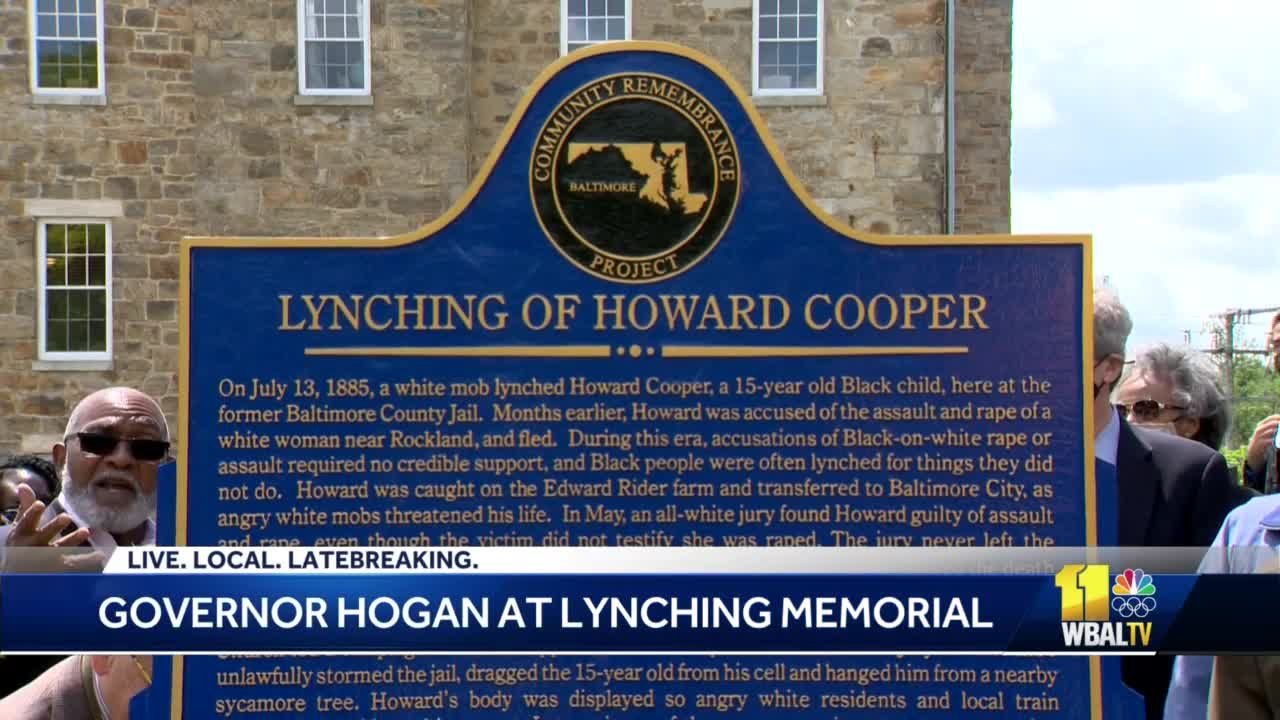 34 victims of racial lynching in Maryland pardoned posthumously